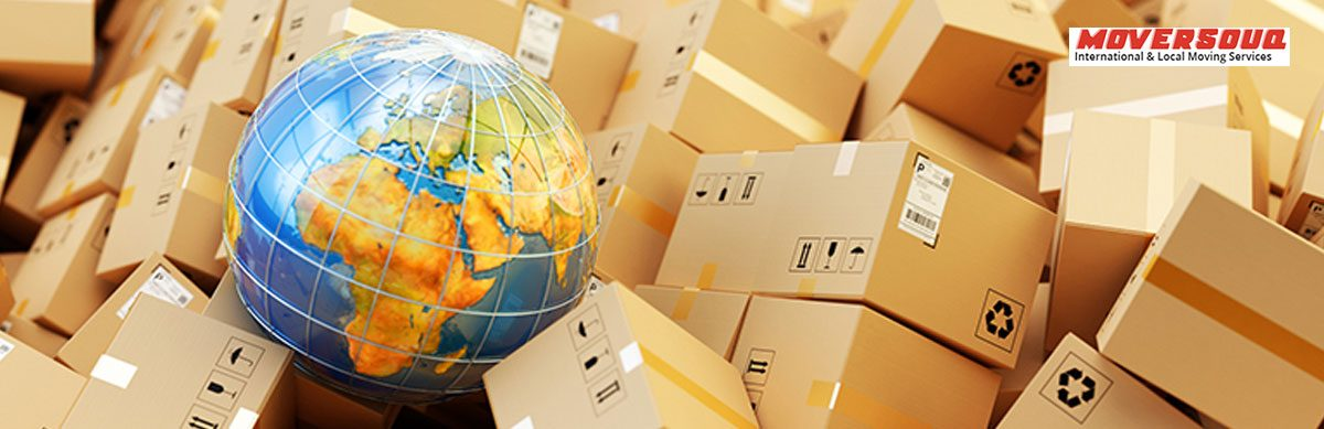 International Moving company in Dubai